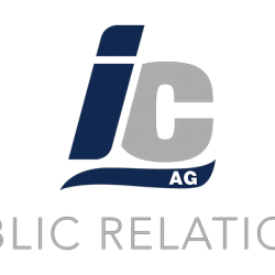 Logo IC AG - Public Relations