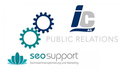 IC + seosupport = SEO PR cooperation