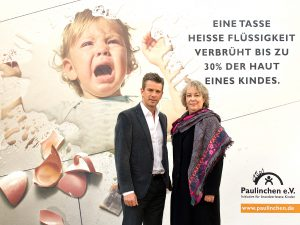 Markus Lanz assumes sponsorship of Paulinchen prevention campaign in Hamburg