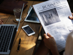 National daily newspapers defy the digital trend