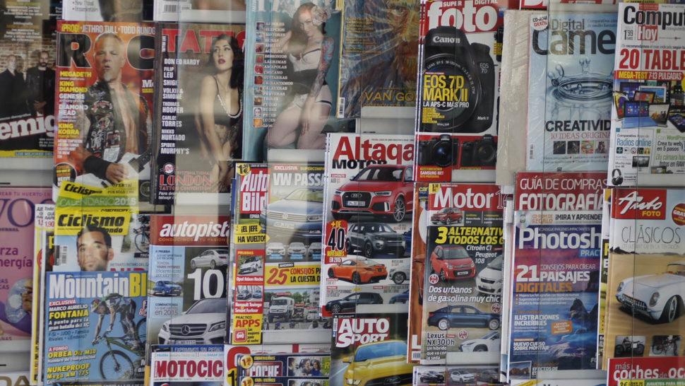 Special Interest Magazines