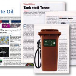 Coverage Neste Oil