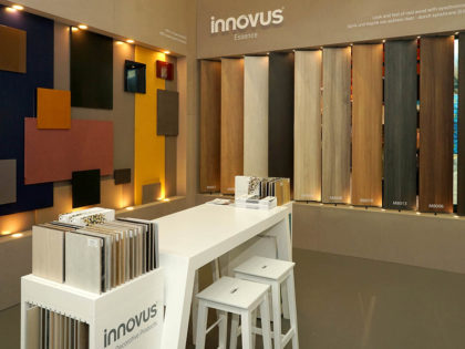 Sonae Arauco – Trade fair PR for wood-based solutions at Interzum