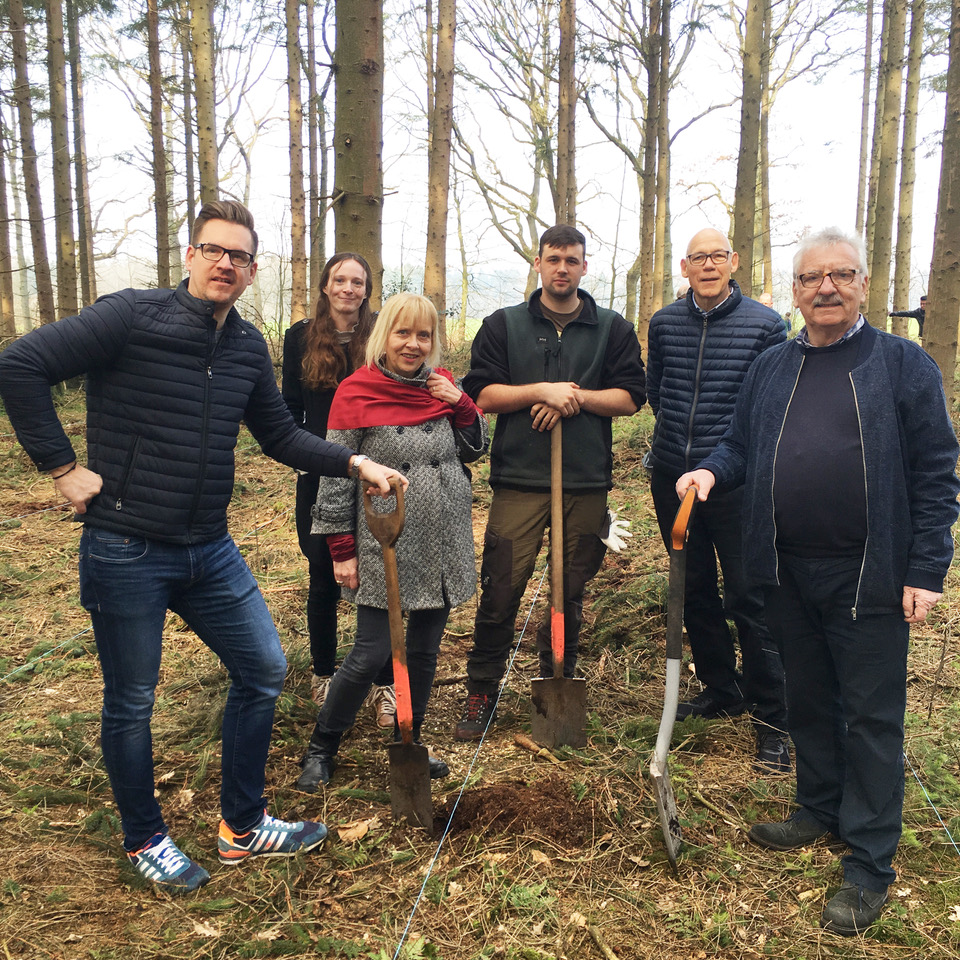 Duvenstedter Brook – Tag des Baumes