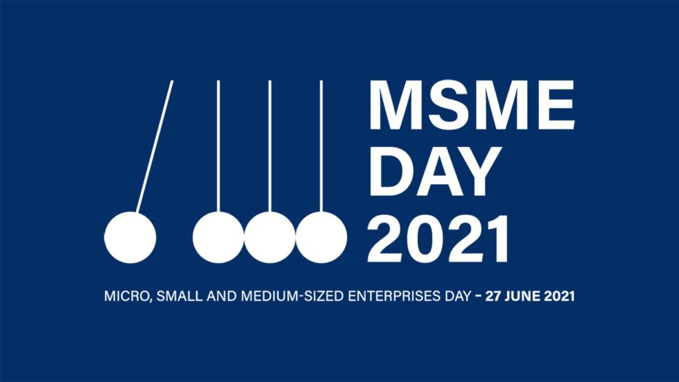 #MSMEDay21